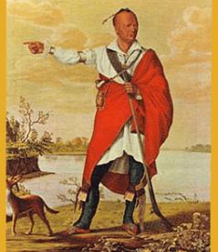 Joseph Brant portrait