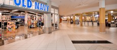 Burlington Mall interior