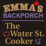 Water St. Cooker & Emma's Backporch, Logo
