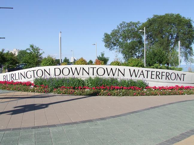 Downtown Restaurants Burlington Ontario Canada