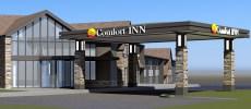 Comfort Inn Burlington Hotel exterior