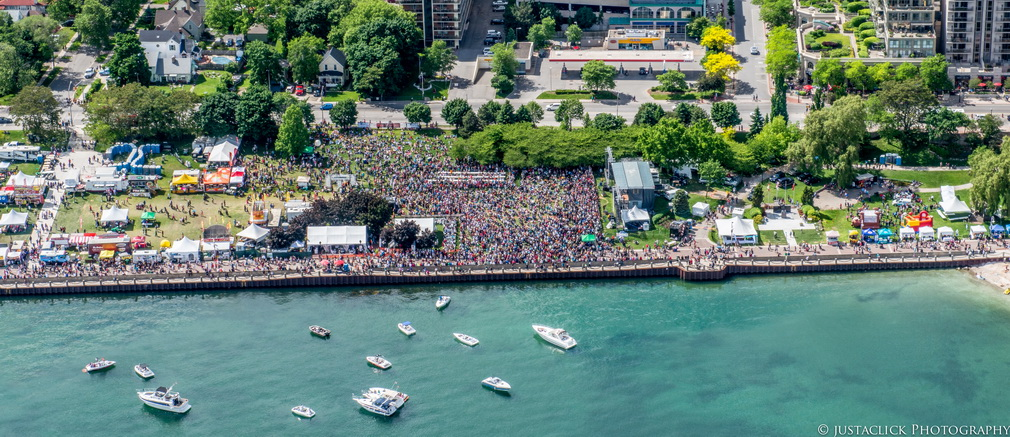 Spencer Smith Park Sound of Music Festival - JustaClick Photography