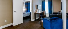 Sandman Hotel Room