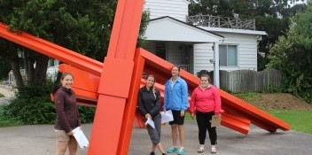 public art, art gallery of Burlington, sculpture, travel counsellors, downtown