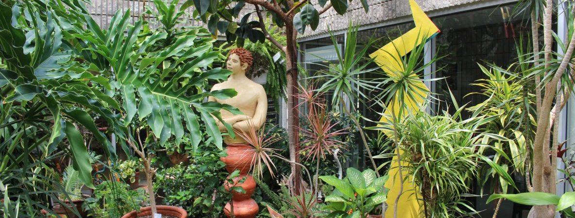 Art Gallery Conservatory
