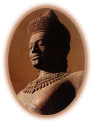 Jayavarman Head