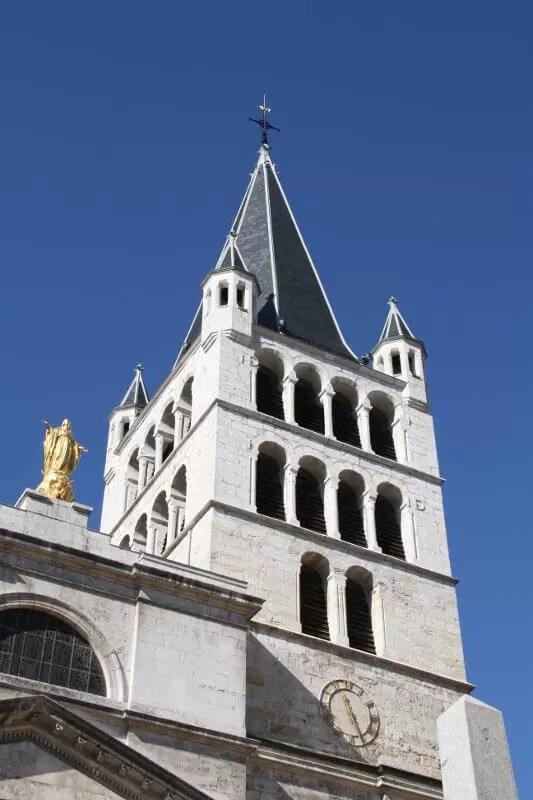 Église d'Annecy, notre dame