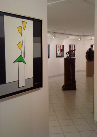 Galerie d'art Pierre Montillo