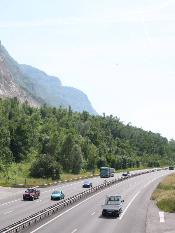 autoroute annecy