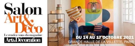 salon art deco fair la villette paris