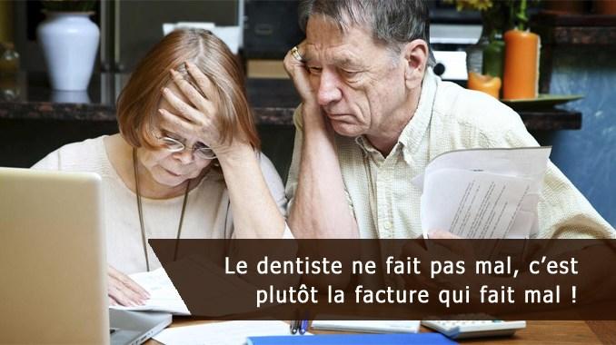 Dentiste ne fait pas mal