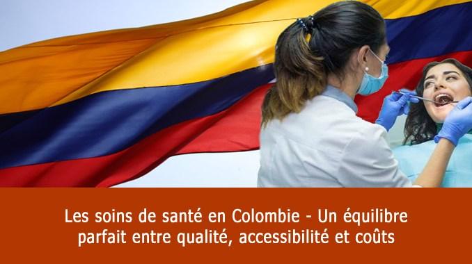 Soins de santé en Colombie