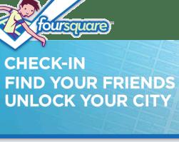 Foursquare for tourism