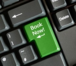 Online Booking Strategy