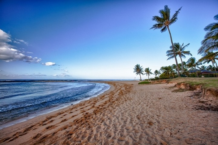 Poipu Beach, Hawaii