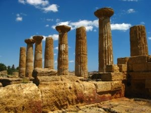 Tempio di Ercole ad Agrigento
