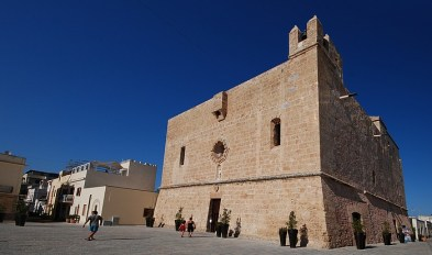 San Vito Lo Capo Santuario