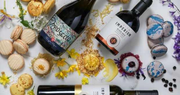 Idiom Wine & Macaron Experience