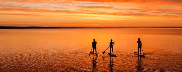Komodo Cruise Standup Paddleboarding