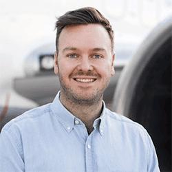 Kirby Gordon - Head of Sales & Distribution at FlySafair