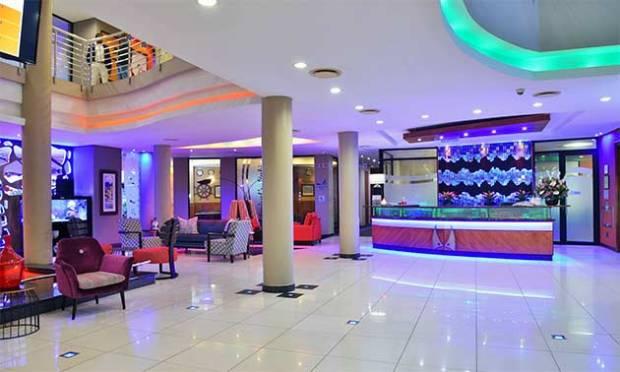 Reception at BON Hotel Waterfront Richards Bay