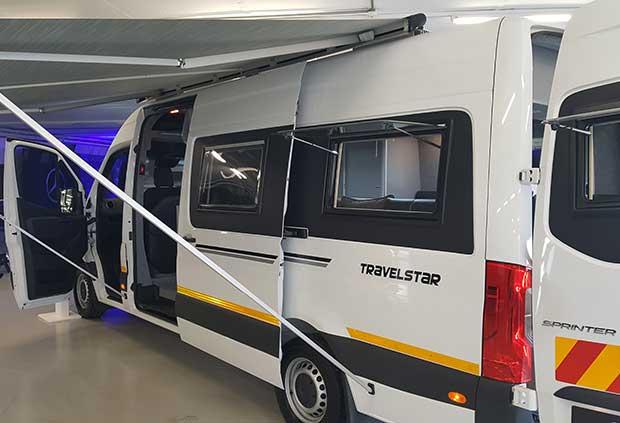 Mercedes-Benz Sprinter Camper Conversion