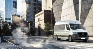 Mercedes-Benz Sprinter Tour Van