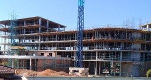 Destiny Hotel by Bon Hotels under construction