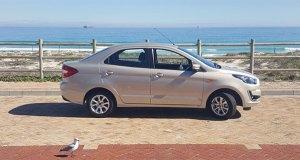 2018 Ford FIGO 1.5 Trend MT Sedan