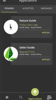 RecruitaGuide App UX