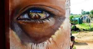 Awesome Graffiti Street Art in Johannesburg