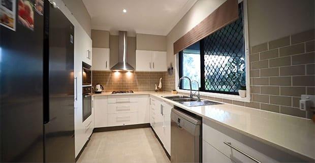 Yapper Valley Pet Resort residence kitchen