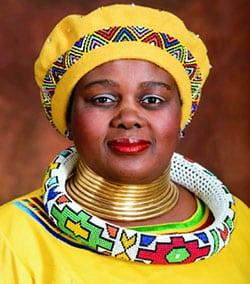 South Africa Minister of Tourism, Mmamoloko Kubayi-Ngubane