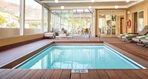 Mount Sierra Indoor heated pool