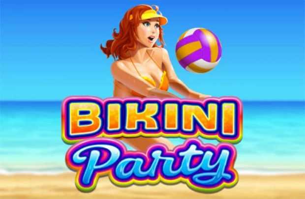 Bikini Party Slot game graphic
