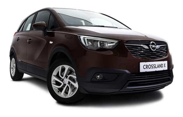 Opel Crossland X Enjoy 1.6TD