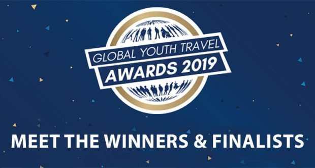 Global Youth Travel Awards 2019 Logo