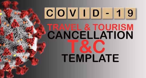 COVID-19 Cancellation Template Graphic
