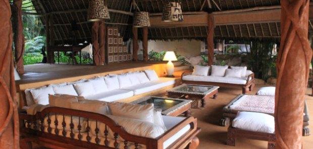 Alfajiri  Garden Villa lounge
