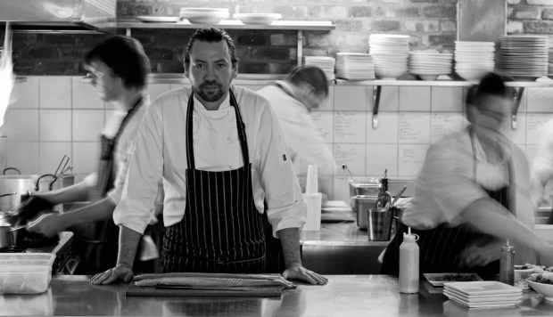 Bertus Basson in Overture Kitchen HR