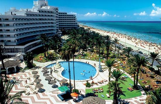 Hotel El Hana Beach sousse tunisia