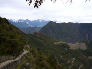 The Inca Trail and Machu P