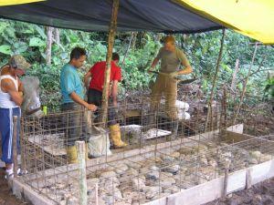 Volunteer work at Merazonia