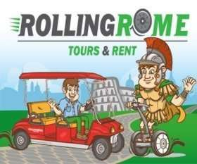 Individual tours in Rome with Golf cart and Segway