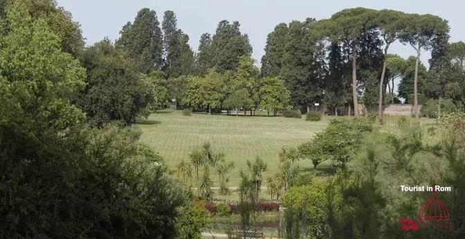 Parks und Villen in Rom · Kultur und Natur