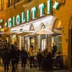Eisdielen in Rom Giolitti