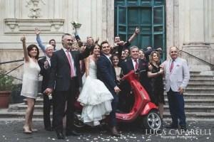 Heiraten in Rom Luca Caparrelli