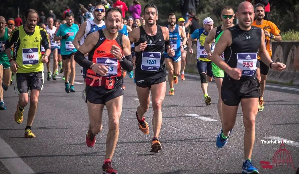 Rom Marathon 2017 Tourist Informationen