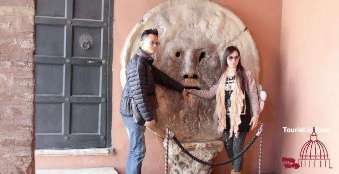 10 don_ts in Rome in Cosmedin Bocca della verita