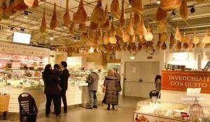 Lebensmittel einkaufen in Rom Eataly